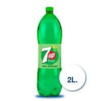 7UP Free, Botella 2L Pack...