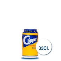 Clipper Naranja, 33 Cl Pack...